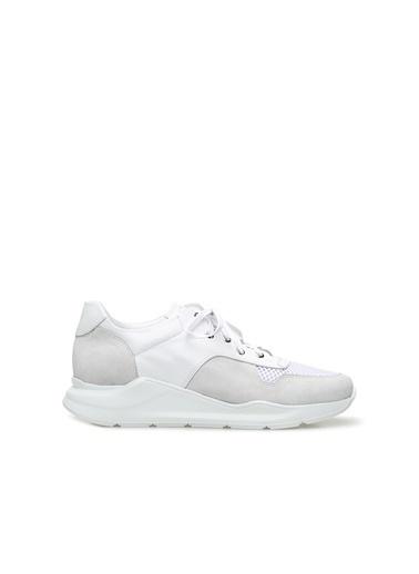 George Hogg Kadın  Sneakers 7004769 Beyaz